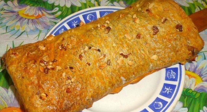 Рулетики из лаваша с мясом рецепты