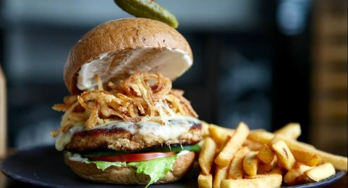 бургер рецепт с фото пошагово