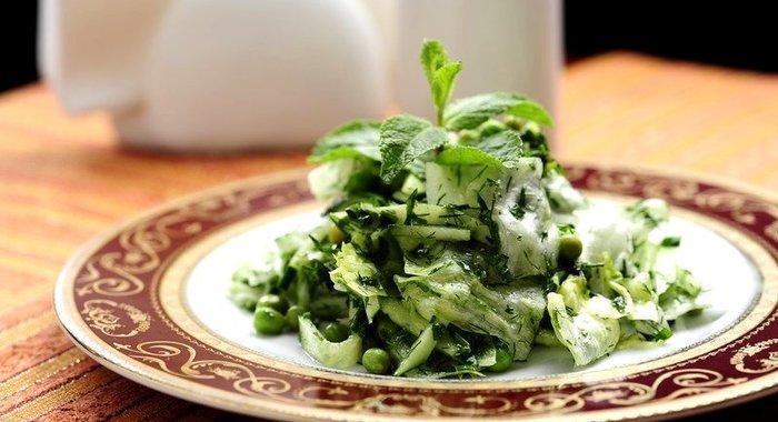 Фото рецепт салат восточный