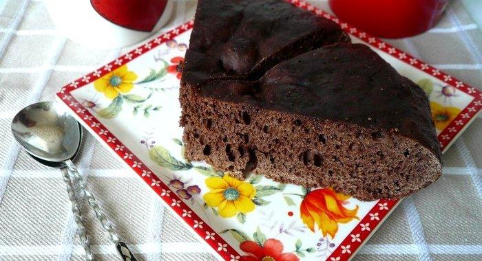 Кексы шоколадные рецепты с фото в мультиварке