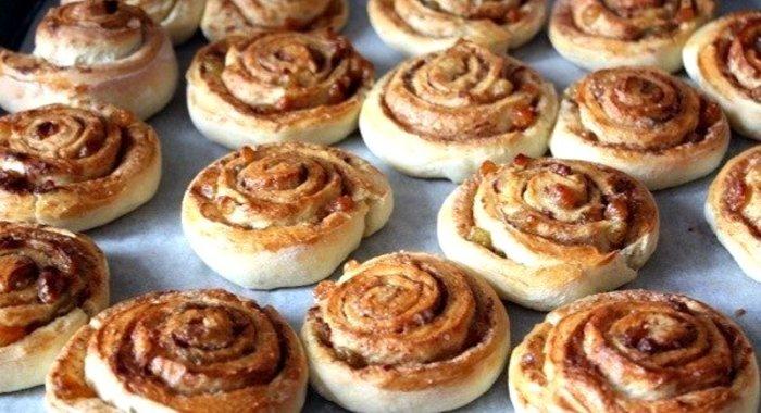 рецепт простых булочек в духовке с фото пошагово