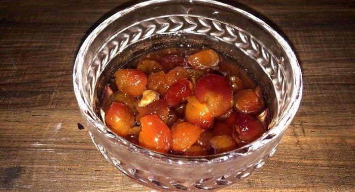 Варенье из грецких орехов пошаговый рецепт с