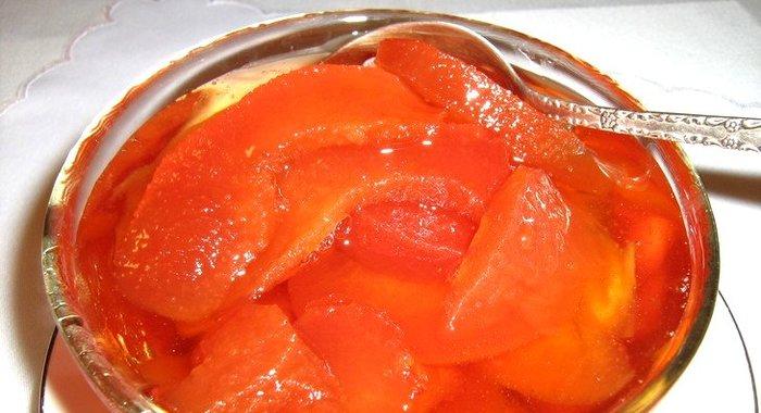рецепт варенья из айвы с фото пошагово