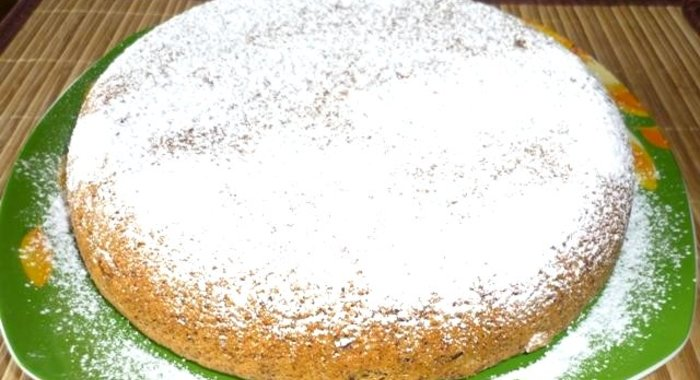Кекс в мультиварке простой рецепт пошаговый