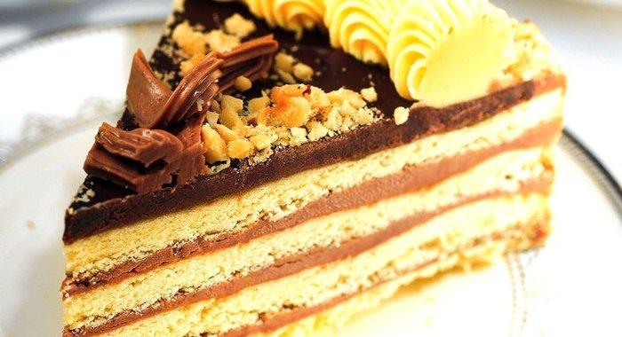 Рецепт торта ленинградский в домашних условиях пошагово