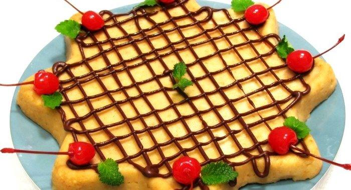 Пирожные и торт рецепты