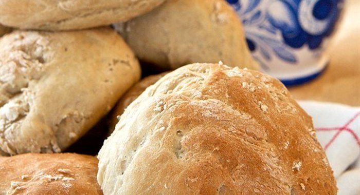 Рецепт булочек в домашних условиях простой