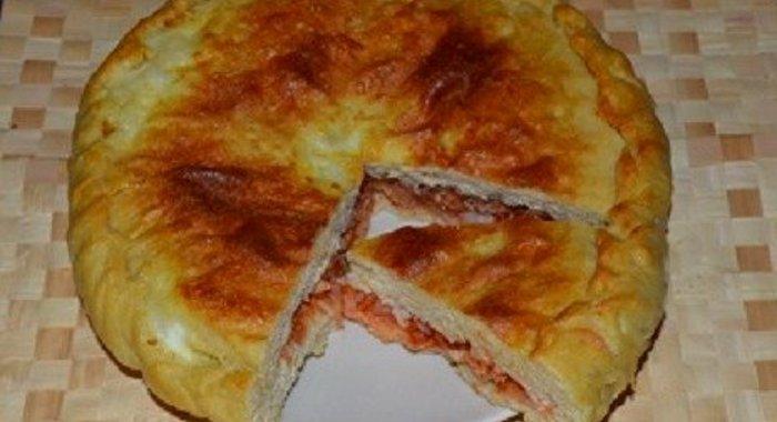 рецепт пирогов с капустой из дрожжевого теста в духовке