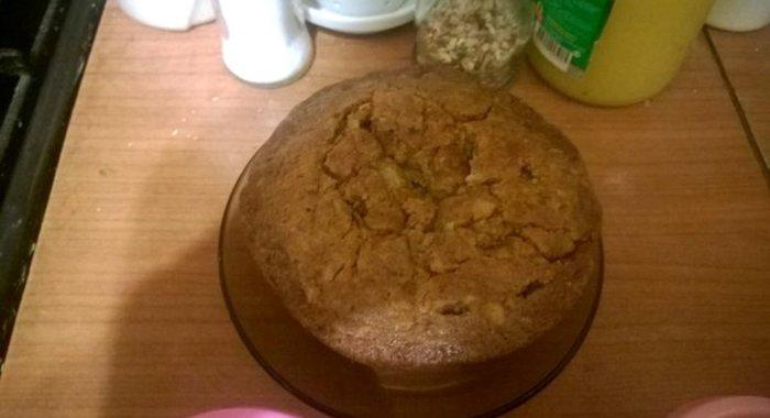 Простые медовые кексы