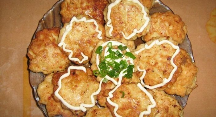 Бедра куриные с сыром рецепт
