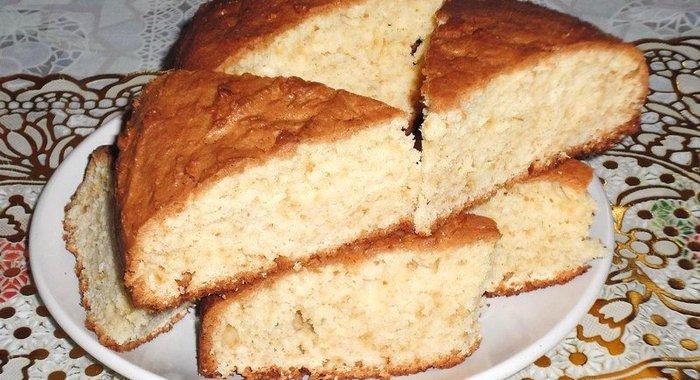 Кекс простой рецепт с пошагово