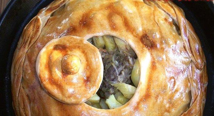 Балиш татарский рецепт пошаговый с фото