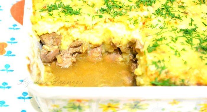 запеканка из сухарей рецепт с фото