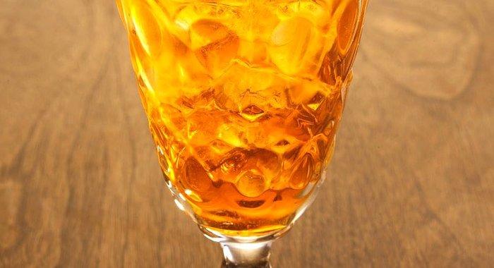 Апероль шприц коктейль с пошаговым