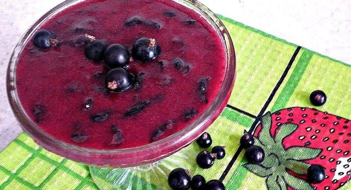 Рецепт с черной смородиной рецепт пошагово в духовке