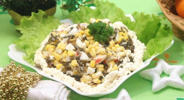салат русалочка рецепт с фото