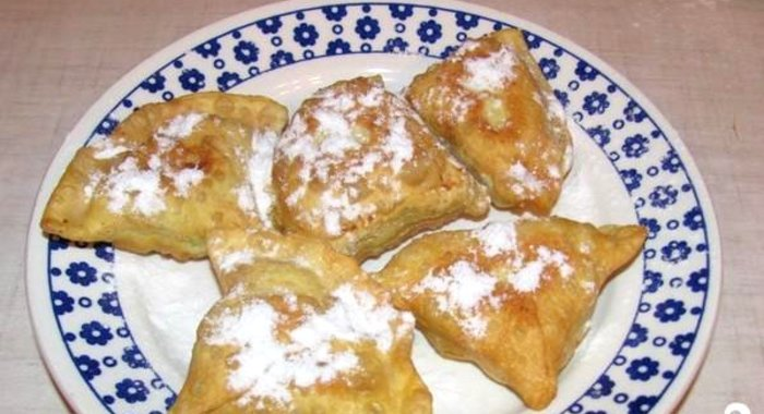 крымские самосы рецепт с фото
