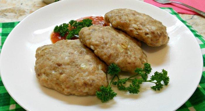 Блюда из смешанного фарша рецепты простые и вкусные