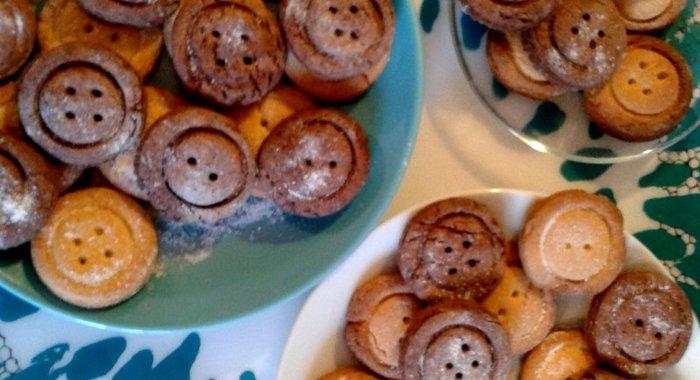 Рецепт печенье на маргарине с вареньем