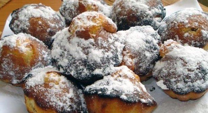 Рецепт кексы с изюмом в формочках с пошагово