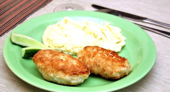 Приготовить котлеты из курицы рецепт пошагово