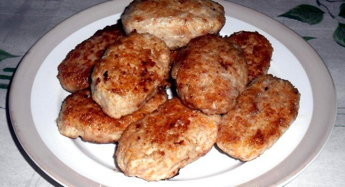 Сочные куриные котлеты рецепт с фото пошагово