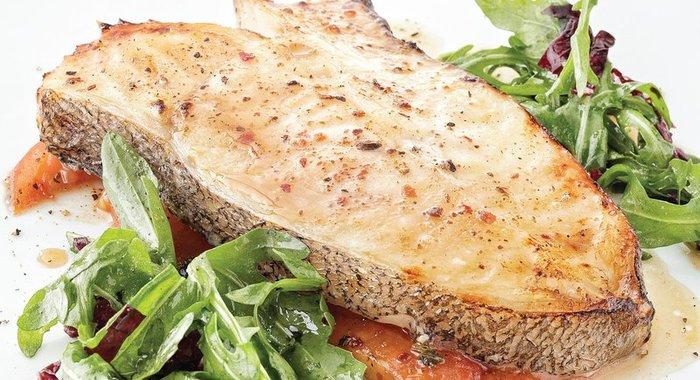 Рыба стейк рецепт фото