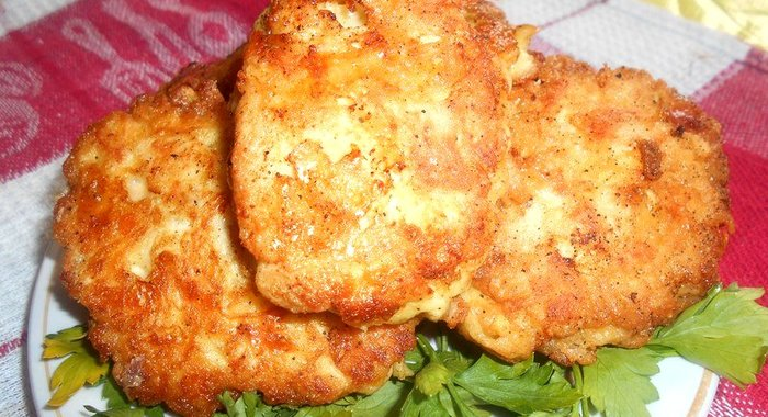 Рубленные куриные котлеты рецепт с фото пошагово