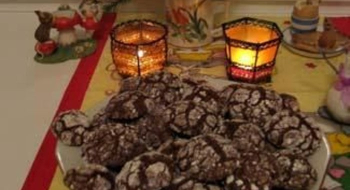 Рецепт шоколадных пряников в домашних условиях с пошагово