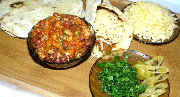 Рецепты мексиканской кухни с пошаговым фото