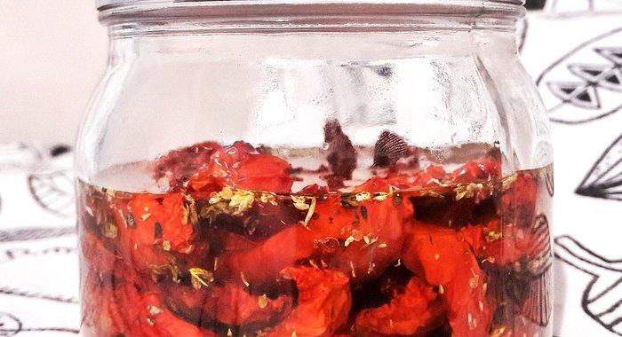 Пошаговый рецепт с фото вяленые томаты