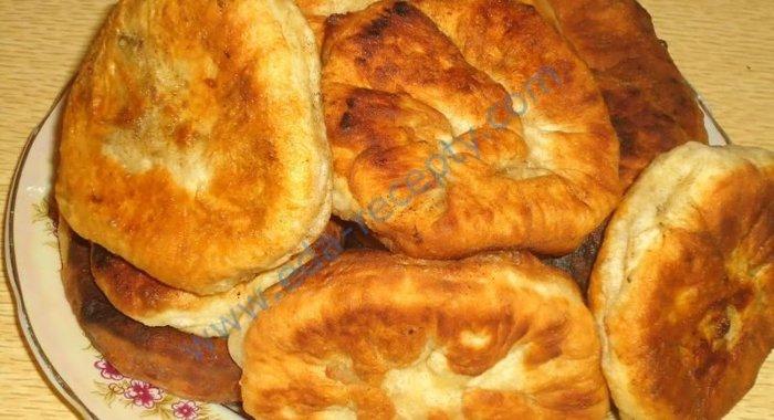 Татарские беляши рецепт