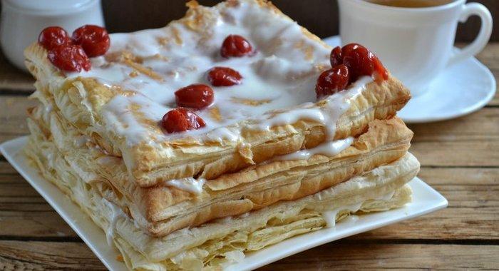 Печенье бездрожжевого теста рецепт фото