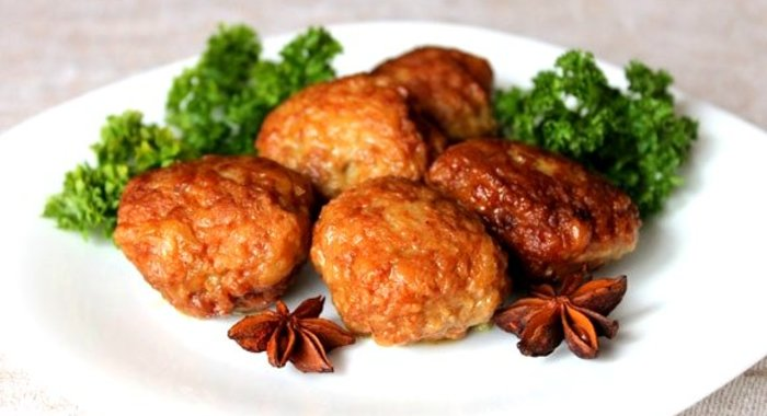 Мясные котлеты рецепт пошаговое