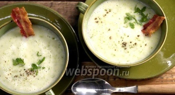 Суп-пюре картофельный пошаговый рецепт