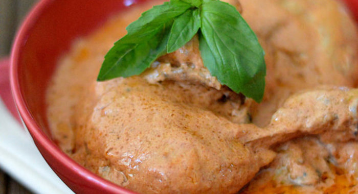 Рецепты сливочный соус для курицы