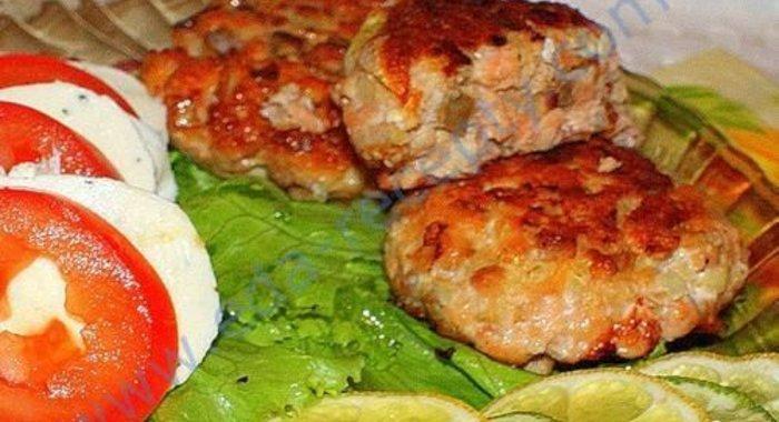 Котлеты из горбуши рецепт с пошагово
