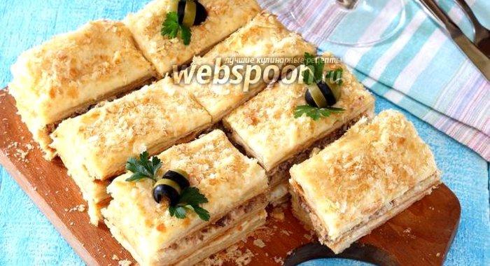 Торт наполеон лучший рецепт с фото пошагово