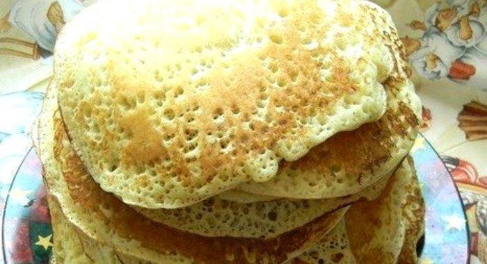 Рецепты блинов на сыворотке пошагово