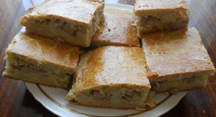 Домашний пирог рецепты с пошаговое