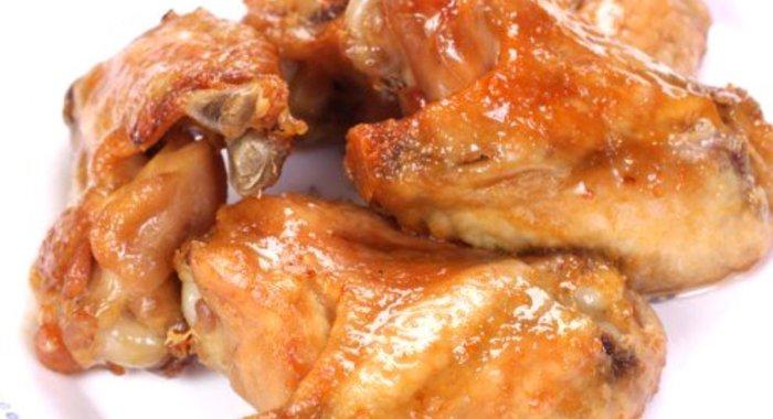 Рецепт из куриных крылышек рецепт пошагово