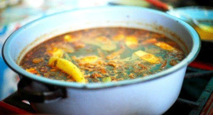 Как приготовить суп харчо из курицы рецепт с фото пошагово