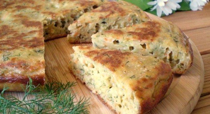 Пирог с мясом рецепт пошагово на кефире