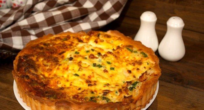 Пироги рецепты с пошагово с курицей