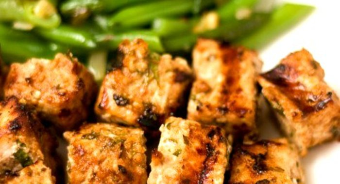 Блюда из жареного мяса рецепты