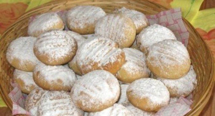 Печенье на майонезе рецепт пошагово