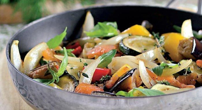 Рататуй французский рецепт с пошагово