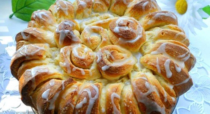 Сдобные пироги с начинкой рецепты
