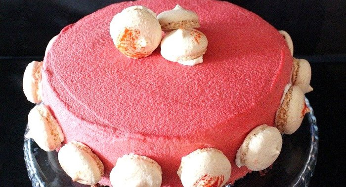 Велюр для торта рецепт с пошагово в домашних условиях