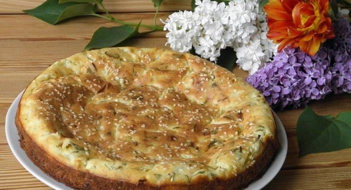 Ленивый пирог с капустой рецепт пошагово в духовке